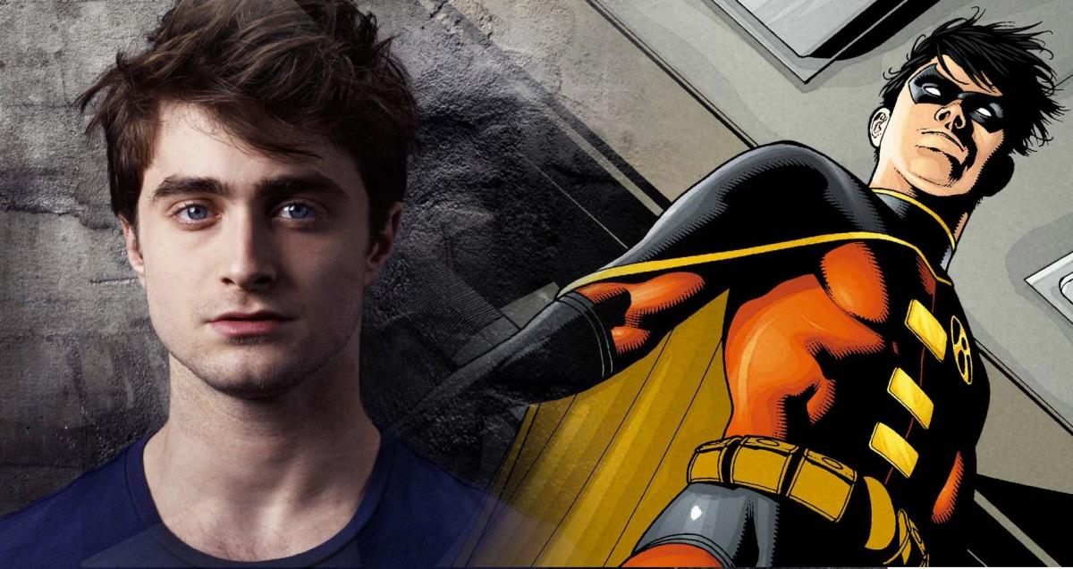 Harry Potter quer ser Robin  a531e9b73d9