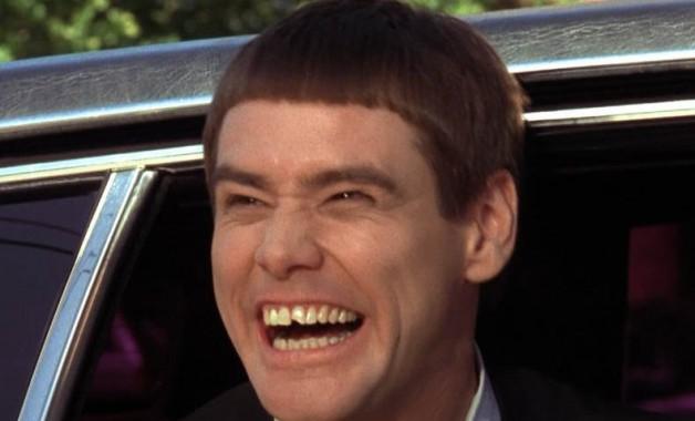 ator Jim Carrey mandou limar seus próprios dentes para dar vida a ... Jim Carrey